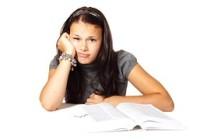 Autoformaizone, studente che si annoia